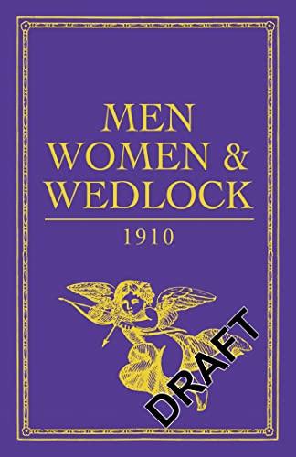 9781408113790: Men, Women and Wedlock