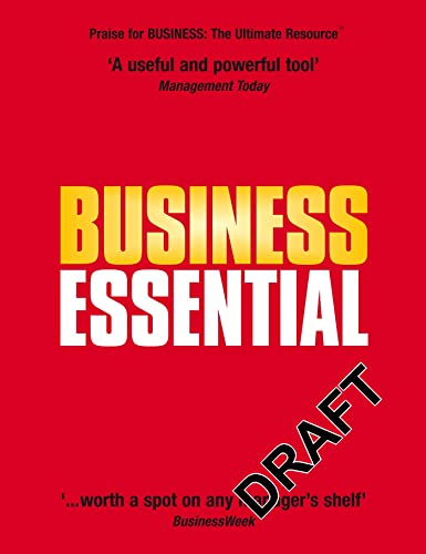 Business Essential: Bloomsbury USA