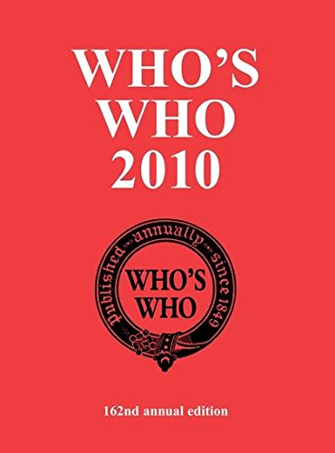 Who's Who 2010 (Who's Who (ACB)): A & C