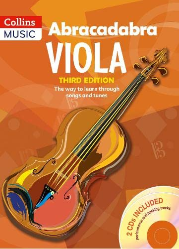 9781408114582: Abracadabra Viola (Pupil's book + 2 CDs): The Way to Learn Through Songs and Tunes