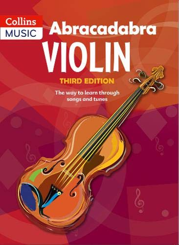 9781408114605: Abracadabra Strings – Abracadabra Violin (Pupil's book): The way to learn through songs and tunes
