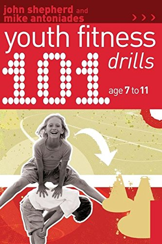 9781408114841: 101 Youth Fitness Drills Age 7-11