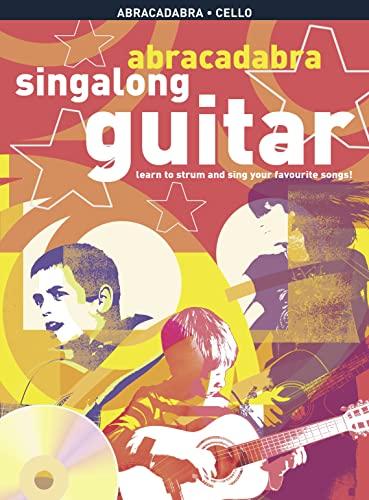 9781408115008: Abracadabra Singalong Guitar