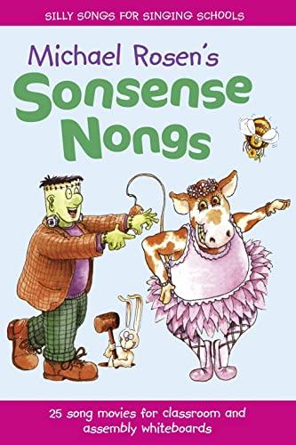 Sonsense Nongs: Site License: Michael Rosen