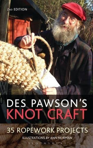 9781408119495: Des Pawson's Knot Craft: 35 Ropework Projects