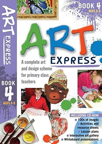 Art Express Book 4: Site Licence: Julia Stanton