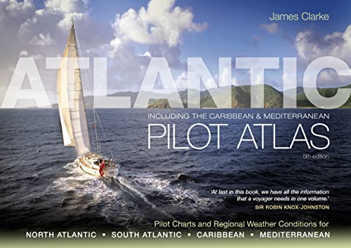 9781408122471: Atlantic Pilot Atlas