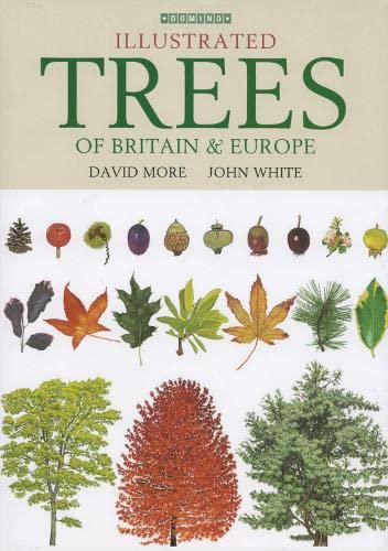 9781408123669: Illustrated Trees of Britain and Northern Europe: A Complete Guide to the Trees of Britain and Northern Europe