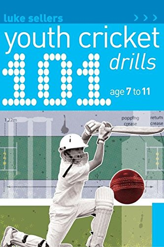 9781408123737: 101 Youth Cricket Drills Age 7-11