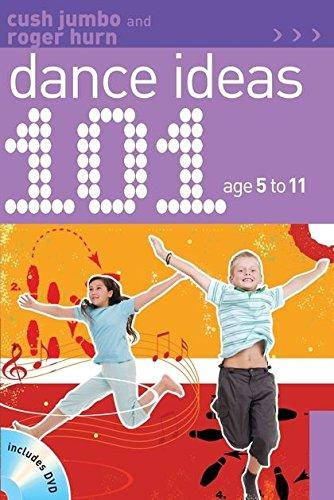 9781408124031: 101 Dance Ideas Age 5-11