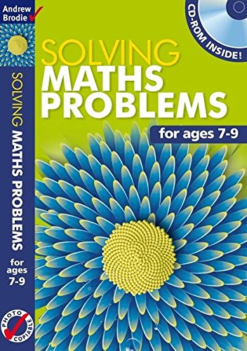 Solving Maths Problems 7-9: Brodie, Andrew