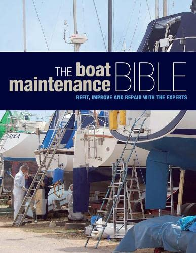9781408124796: The Boat Maintenance Bible