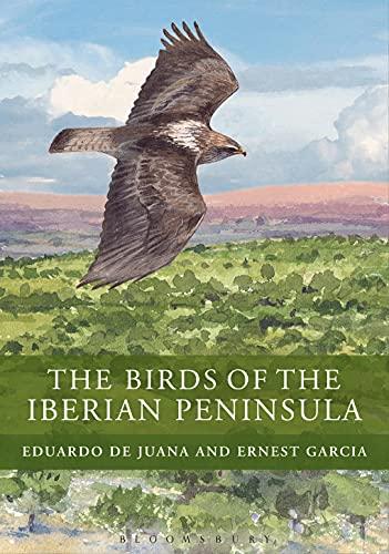 9781408124802: Birds Of The Iberian Peninsula