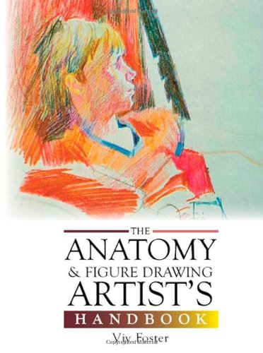 9781408124956: The Anatomy and Figure Drawing Artist's Handbook