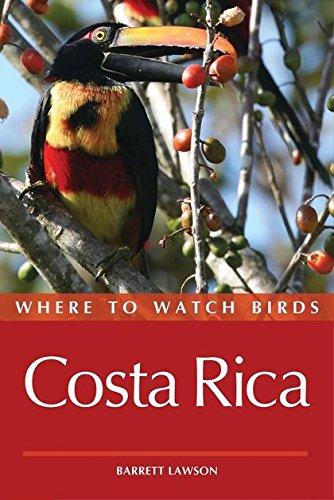 Where to Watch Birds in Costa Rica: Barrett Lawson