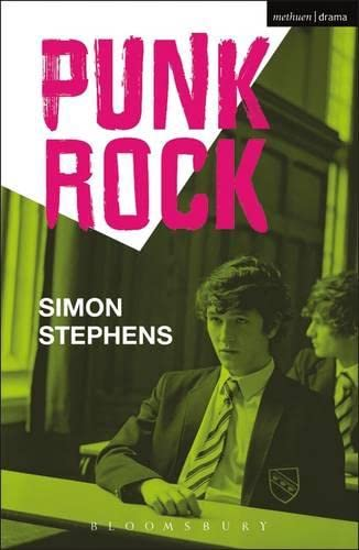 9781408126363: Punk Rock (Modern Plays)
