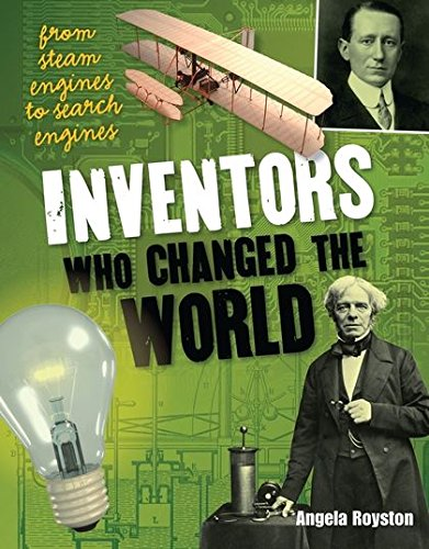 9781408126844: Inventors That Changed the World (White Wolves Non-Fiction)