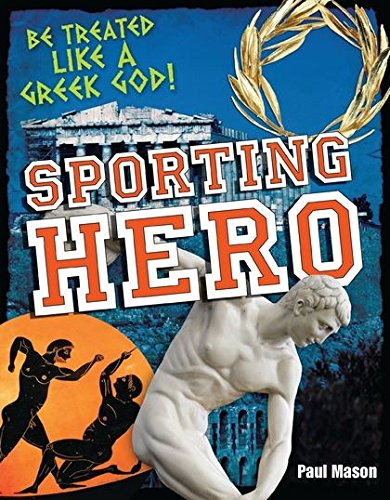 Sporting Hero: Age 9-10, Above Average Readers (White Wolves Non Fiction): Mason, Paul
