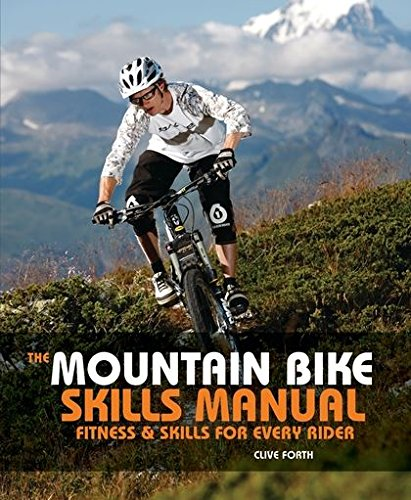 9781408127322: Mountain Bike Skills Manual