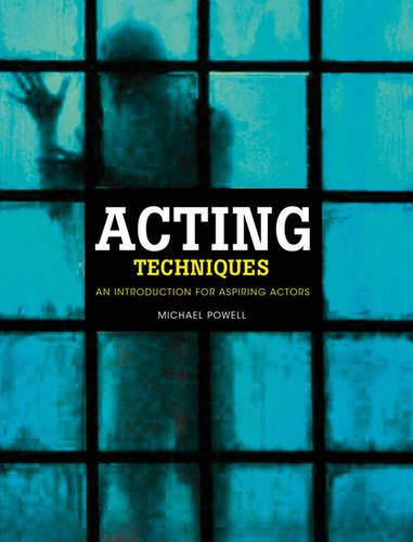 9781408127346: Acting Techniques (Performance Books)