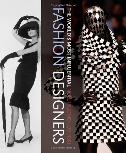 9781408127605: The World's Most Influential Fashion Designers