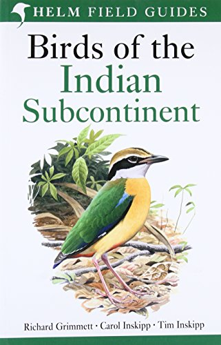 Birds of the Indian Subcontinent (Helm Field Guides) (Paperback)
