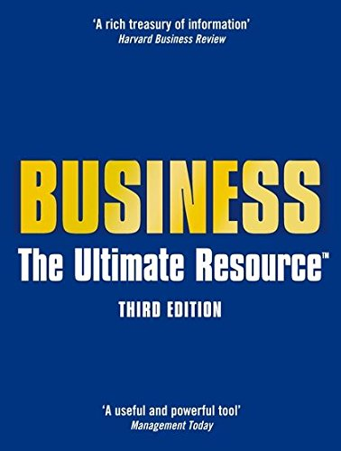 9781408128114: Business: The Ultimate Resource