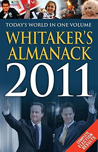 Whitakers Almanack 2011: A & C