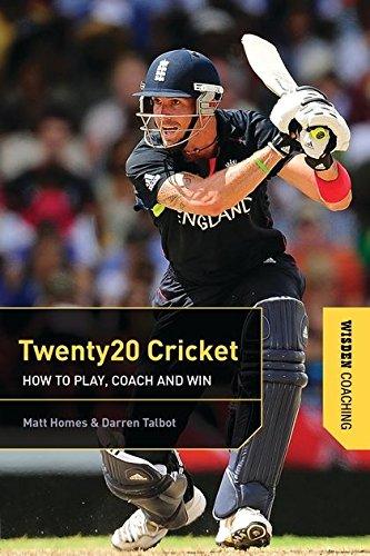 Twenty20 Cricket: Homes, Matt; Talbot, Darren