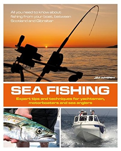 9781408129432: Sea Fishing: Expert Tips and Techniques for Yachtsmen, Motorboaters and Sea Anglers