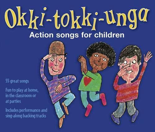 9781408129470: Songbooks – Okki-Tokki-Unga (triple CD pack): Action songs for children