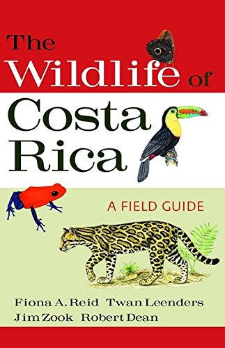 9781408130094: The Wildlife of Costa Rica: A Field Guide