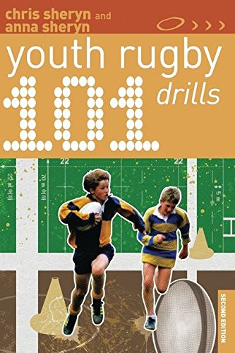 9781408130780: 101 Youth Rugby Drills (101 Drills)