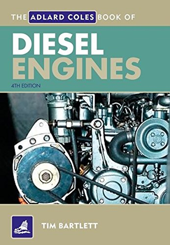 9781408131169: The Adlard Coles Book of Diesel Engines