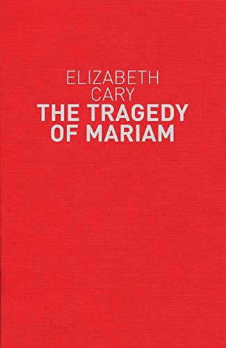 9781408132593: The Tragedy of Mariam (New Mermaids)
