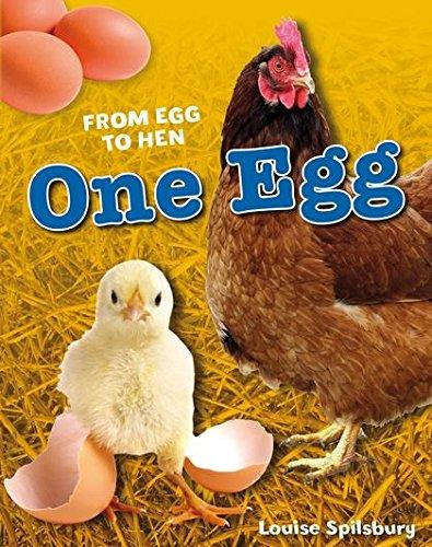 9781408133729: One Egg (White Wolves Non Fiction)