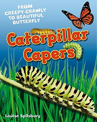 Caterpillar Capers (White Wolves Non-Fiction): Louise A. Spilsbury