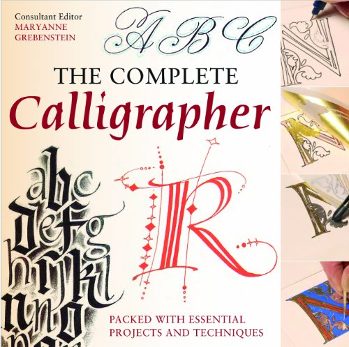 9781408133989: The Complete Calligrapher.