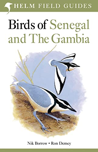 9781408134696: Birds of Senegal and the Gambia