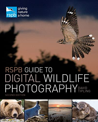 9781408137147: Rspb Guide to Digital Wildlife Photography