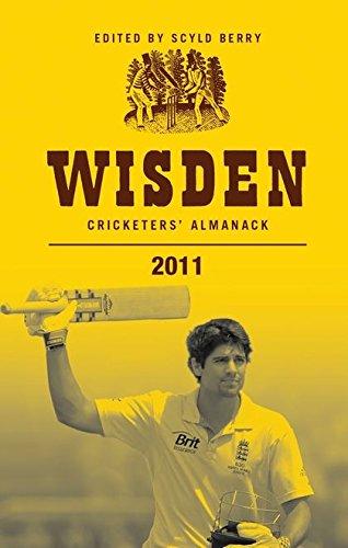 Wisden Cricketers Almanack 2011 (Paperback)