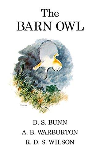 9781408139585: The Barn Owl (Poyser Monographs)