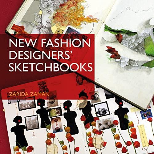 9781408140628: New Fashion Designers' Sketchbooks