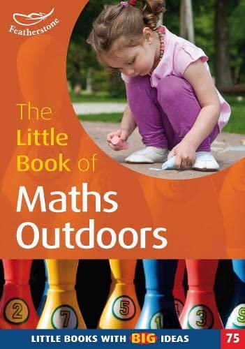 9781408145609: Little Book of Maths Outdoors (Little Books)