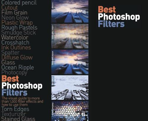 9781408146507: Best Photoshop Filters