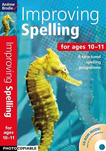 9781408151402: Improving Spelling 10-11 (Improving Comprehension)