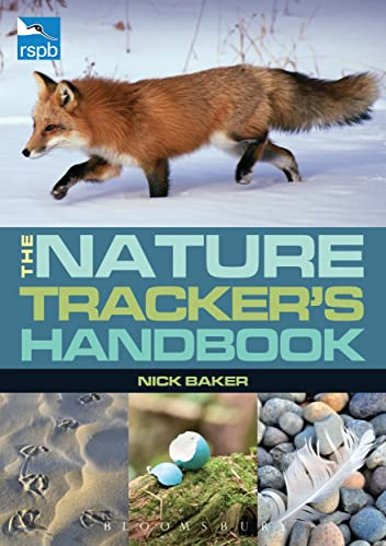 9781408151501: RSPB Nature Tracker's Handbook