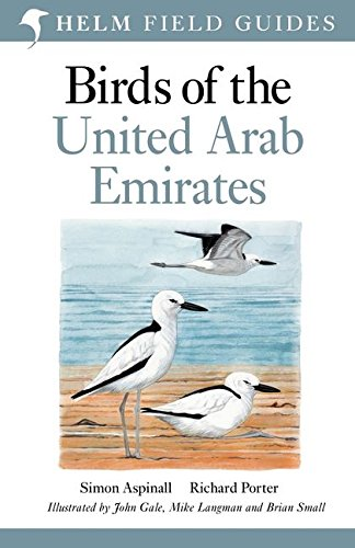 9781408152577: Birds of the United Arab Emirates (Helm Field Guides)