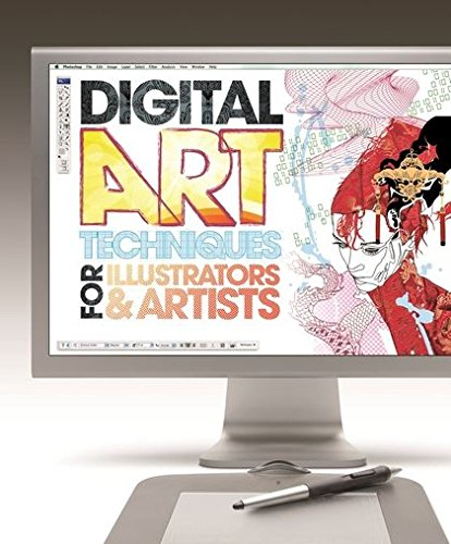 Digital Art Techniques for illustrators & artists: Joel Lardner and