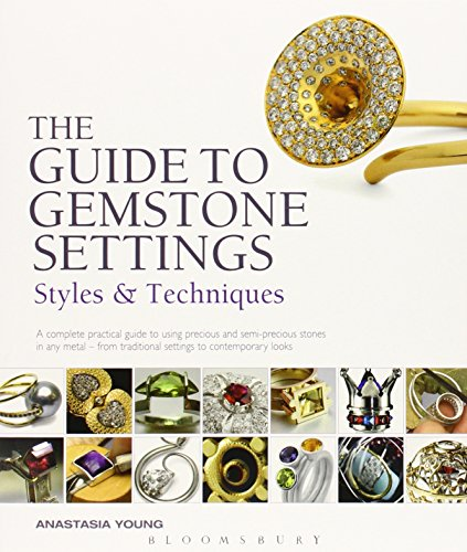 9781408154991: Guide to Gemstone Settings: Styles and Techniques